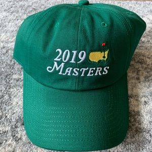 2019 brand new masters green hat